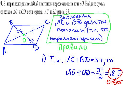 решение задания №9 кдр по математике 9 класс